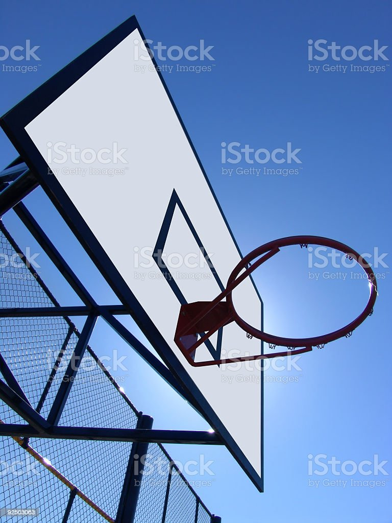 Street Court royalty-free stock photo