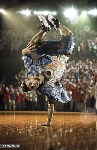 istock Street dancer championship 517575073
