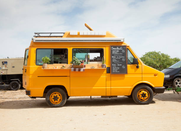 Street Food event Street Food event food truck stock pictures, royalty-free photos & images