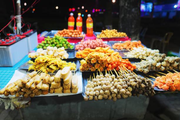 Street food in Hue Vietnam Street food in Hue, Vietnam huế stock pictures, royalty-free photos & images