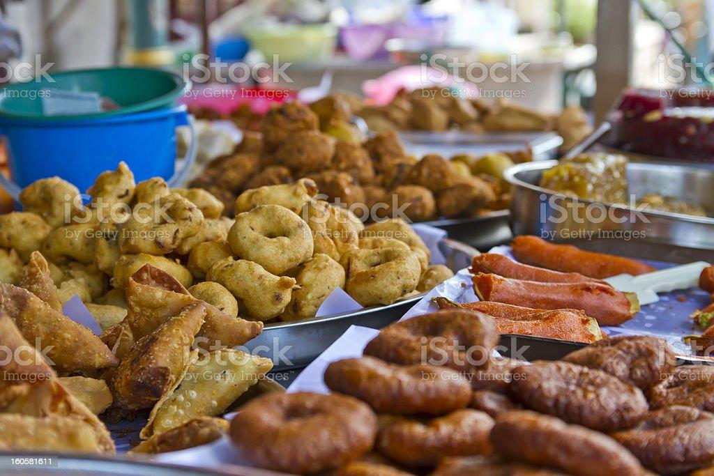 Street Food royalty-free stock photo