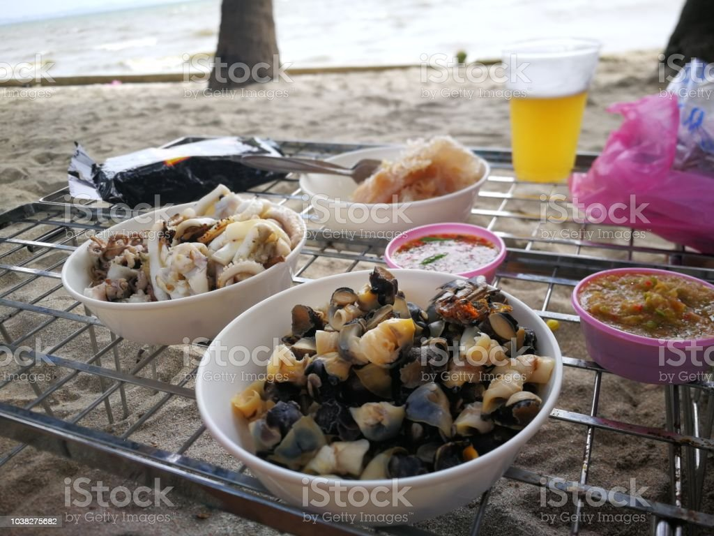 Street Food Stories stock photo