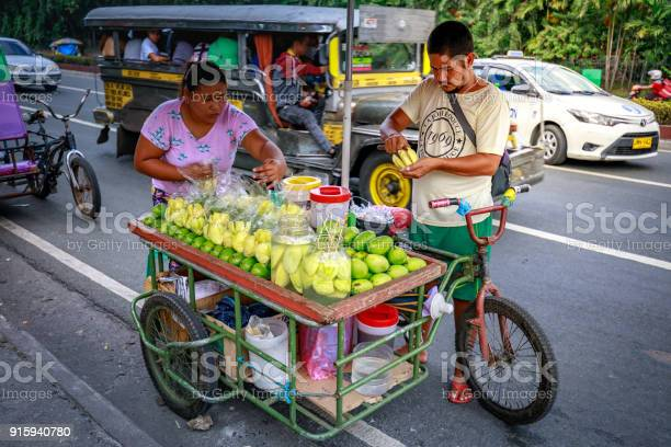 Street food vendor slices fresh green mango which sells on food cart picture id915940780?b=1&k=6&m=915940780&s=612x612&h=z0w7jeesisftx6vdut6ehcpwqq9d5r0gdjx88uz02bc=