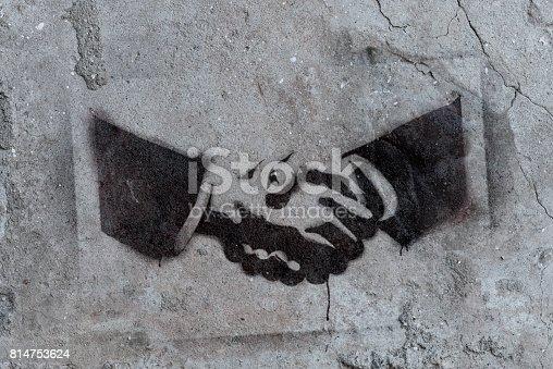istock Street graffiti 814753624