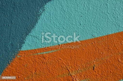 istock Street graffitti 583988320