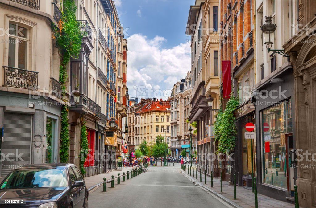 Rue de Bruxelles - Photo
