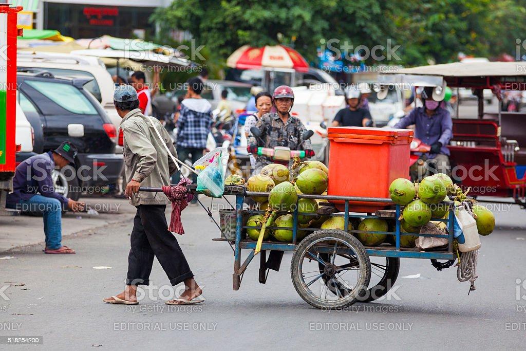 Teen girls Phnom Penh