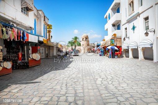 Street in Sousse, Tunisia