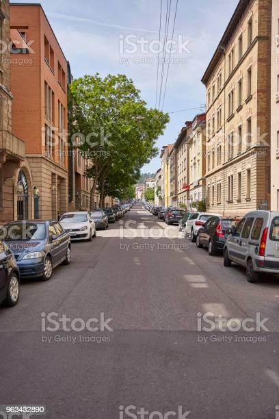 Ulica W Stuttgarcie - zdjęcia stockowe i więcej obrazów Architektura