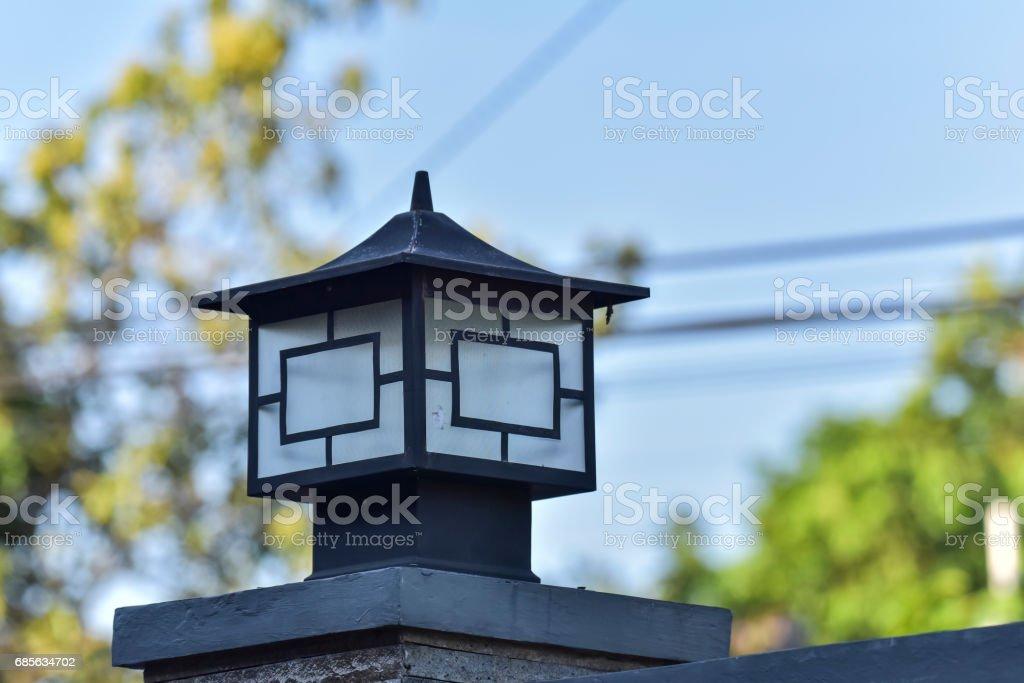 Street Lamp royalty-free 스톡 사진