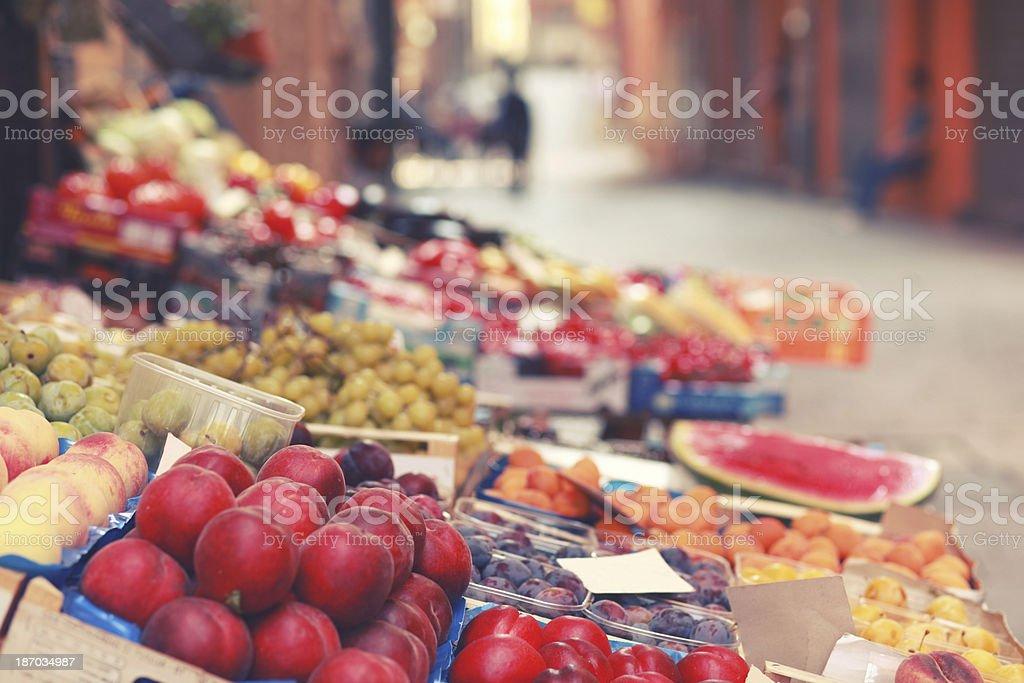 street market – Foto