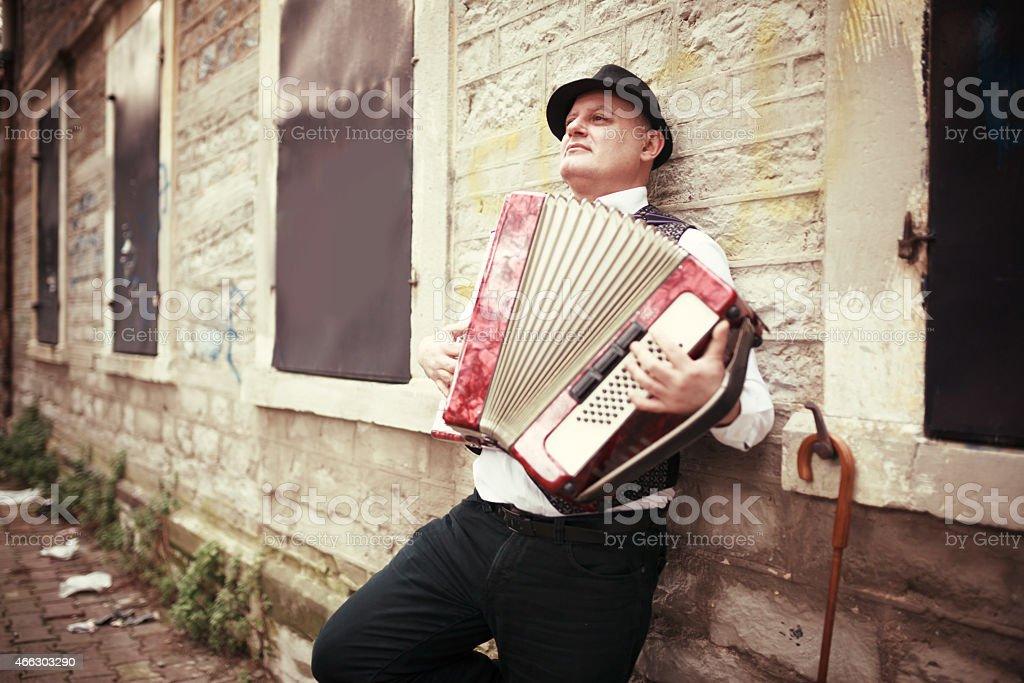 Street Musician – Foto