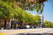 istock Street of Downtown Tallahassee FL USA 1224496965