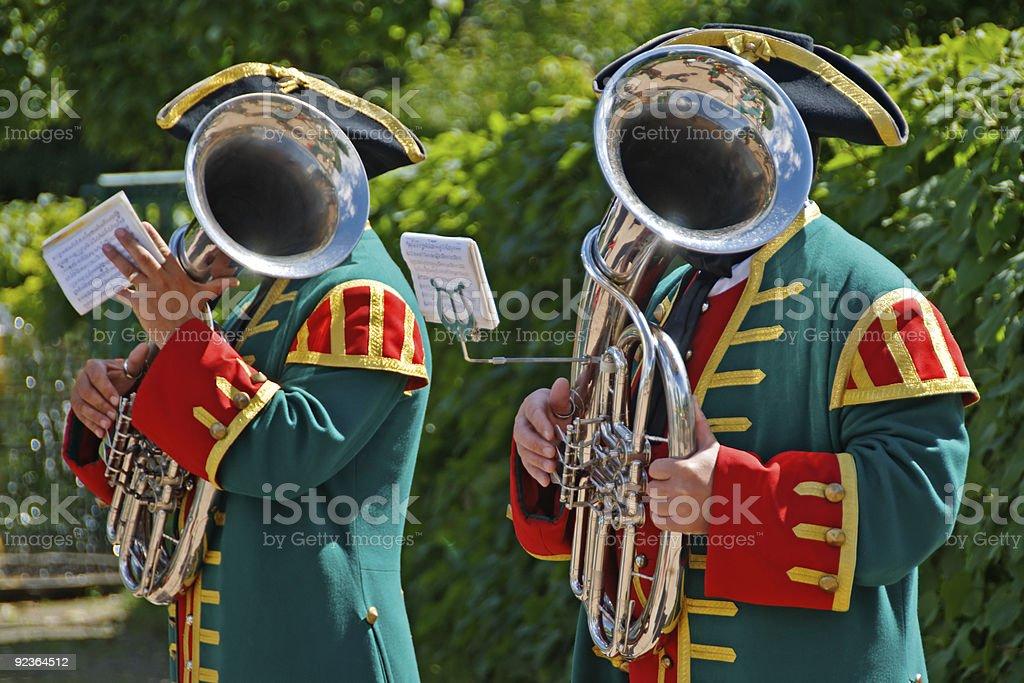 Street Parade royalty-free stock photo