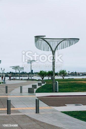 San Diego, CA, USA - May 31, 2016: Street photographs of San Diego