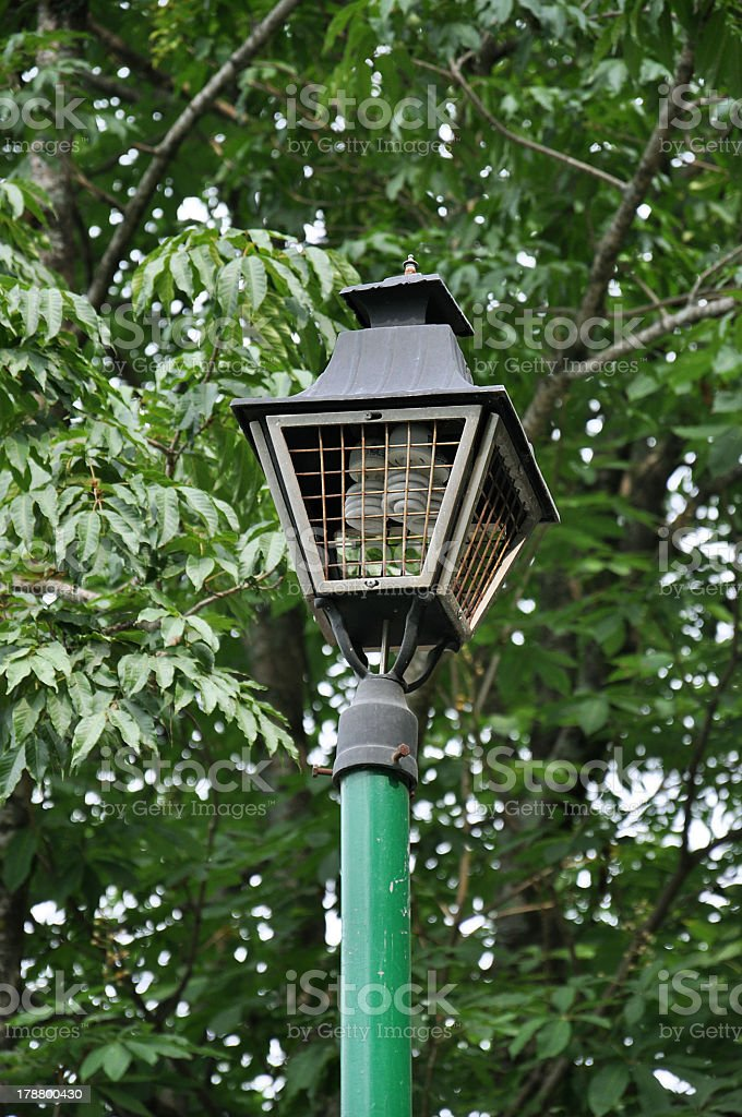 Street Road Lamp royalty-free stock photo