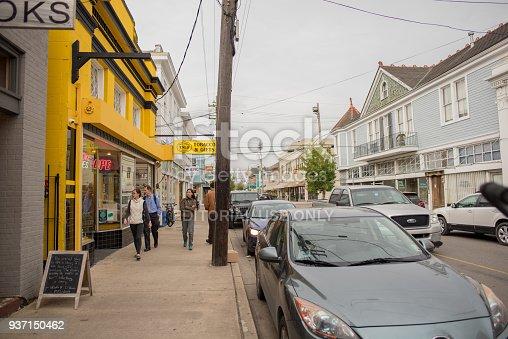 938895626 istock photo Street scene in Carrollton in New Orleans. 937150462