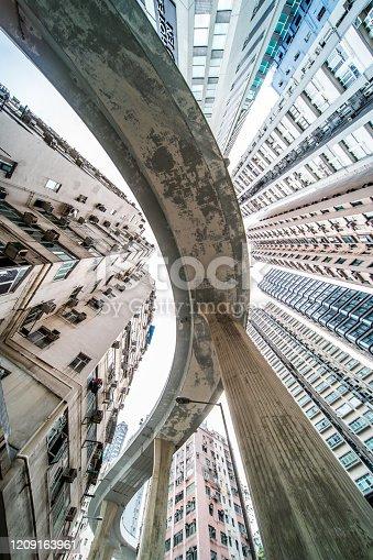Street scene, Western District, Hong Kong