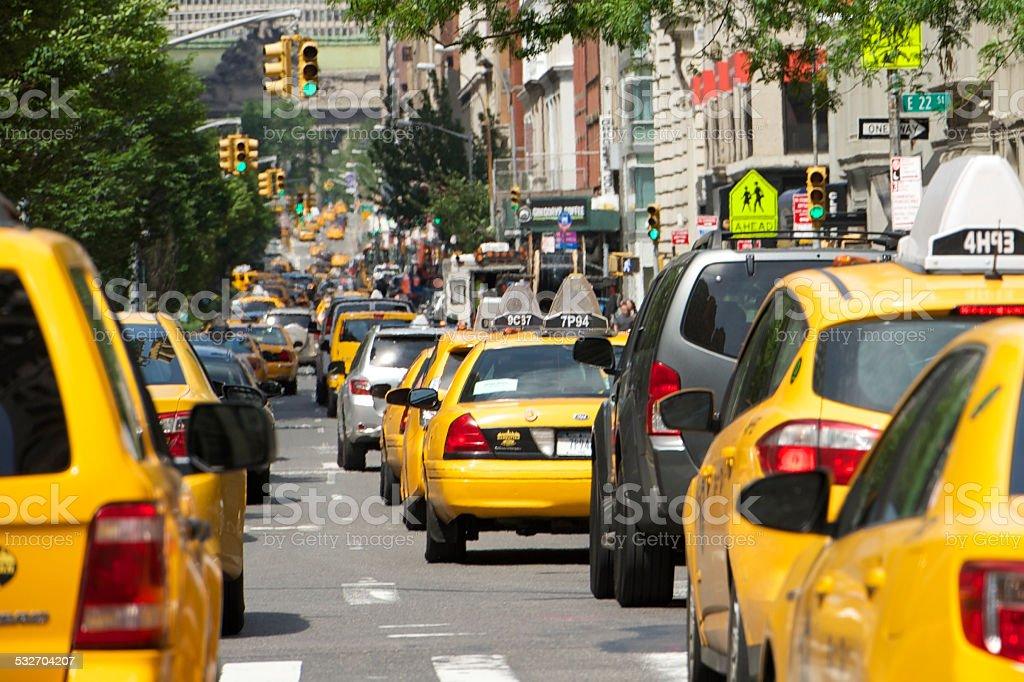 Street der Seite Lizenzfreies stock-foto