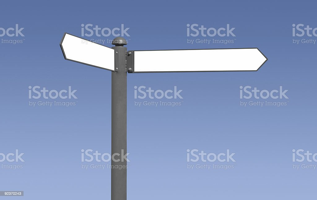 Street Sign royalty-free stock photo