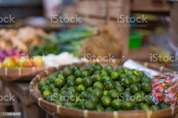 Street stall vegetables business with calamondin lime chili and in picture id1125828255?b=1&k=6&m=1125828255&s=612x612&h=2mo7x mv9fyzijd8px9wuhekjzohdiz8fggrpe1jcde=
