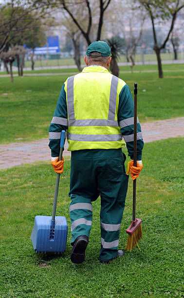 Street Sweeper  street sweeper stock pictures, royalty-free photos & images