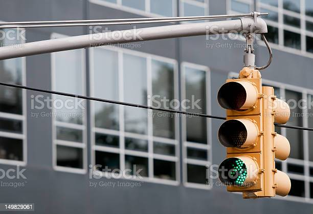 Street Traffic Lights Stock Photo - Download Image Now