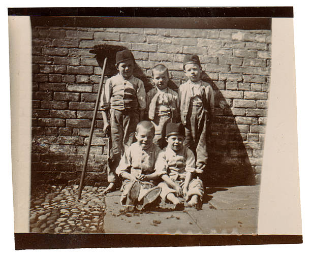 street urchins - disinherit stock pictures, royalty-free photos & images