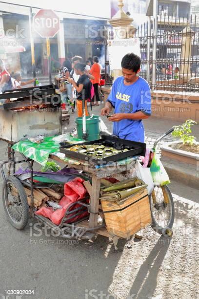 Streetfood salesman in burgos street beside the cathedral compound picture id1030902034?b=1&k=6&m=1030902034&s=612x612&h=mm8lswfil2viodvvtpqufmgn0wuvzpehbb7t4nirkj4=