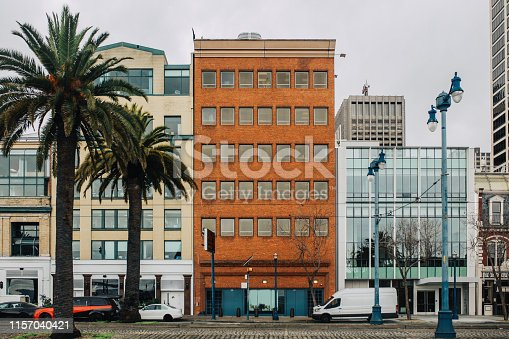 istock Streets and buildings of San Francisco, California 1157040421