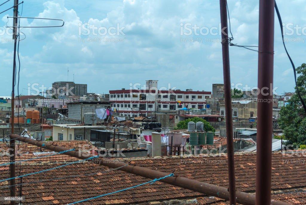 Ulice Kuby - Zbiór zdjęć royalty-free (Architektura)