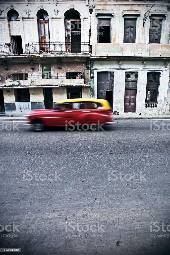 Straßen von Havanna – Foto