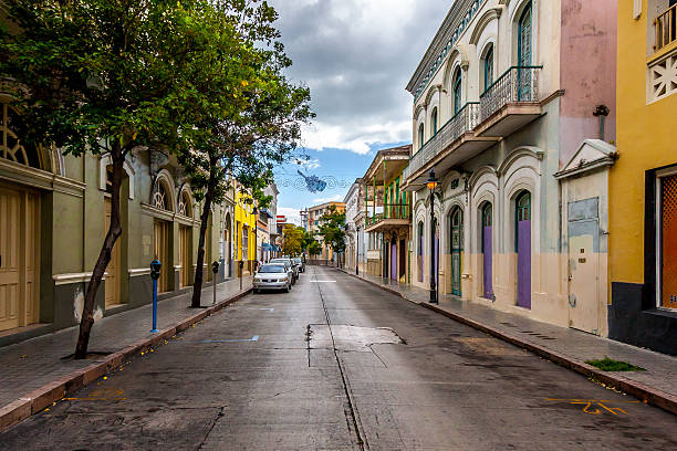 Streets of Puerto Rico – Foto