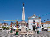 Streets of Vila Real De Santo Antonio