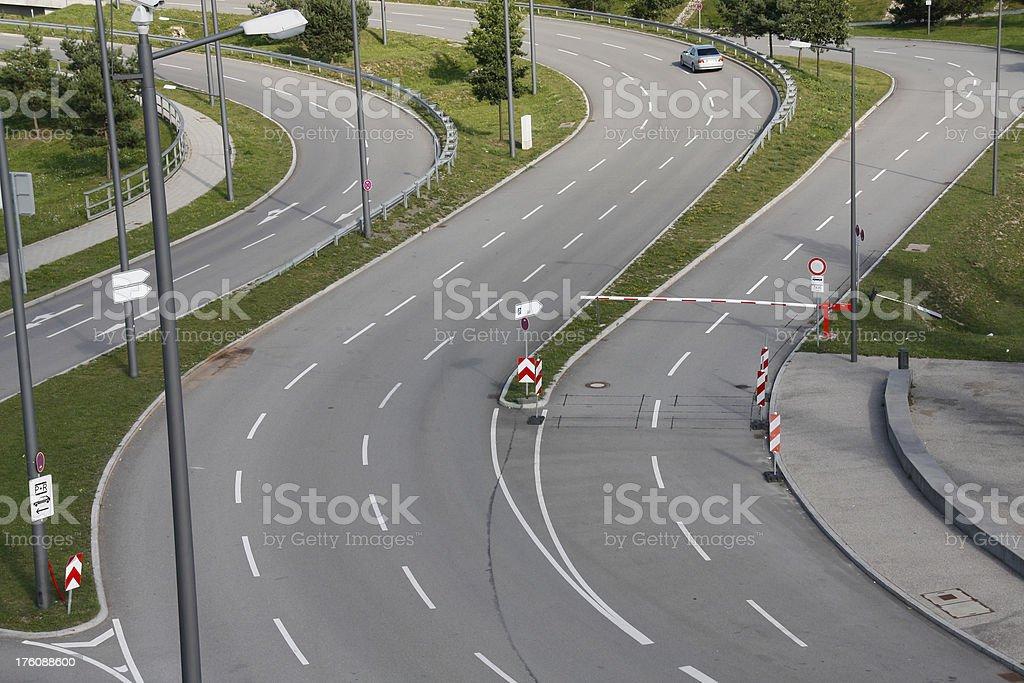 Streets royalty-free stock photo