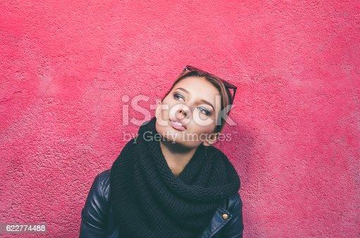 istock Street's portraits of teenager 622774488
