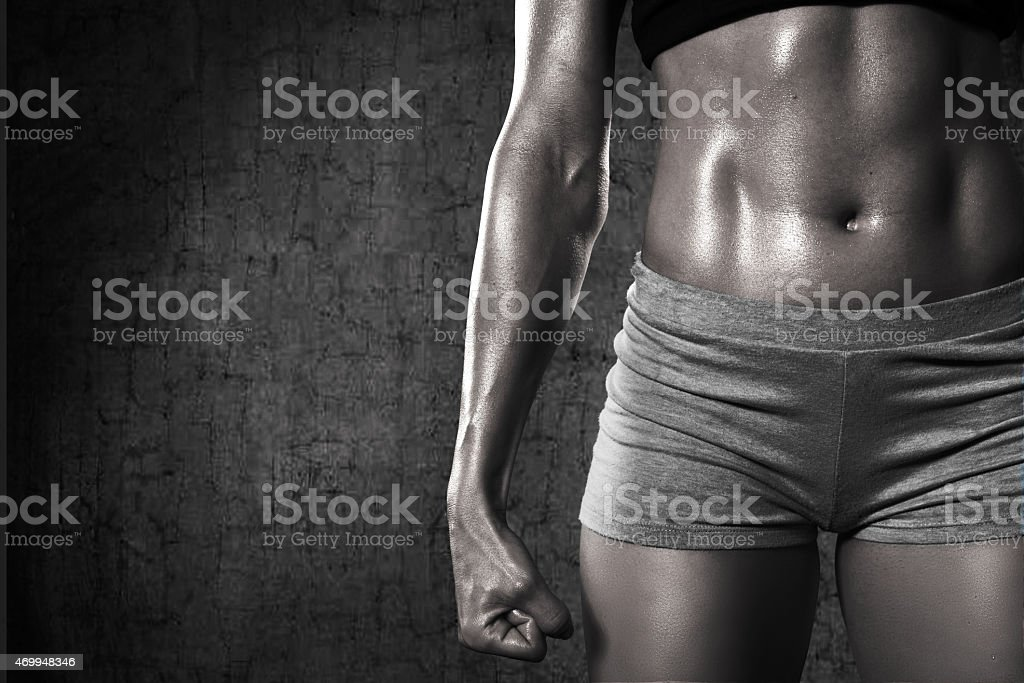 Strength stock photo