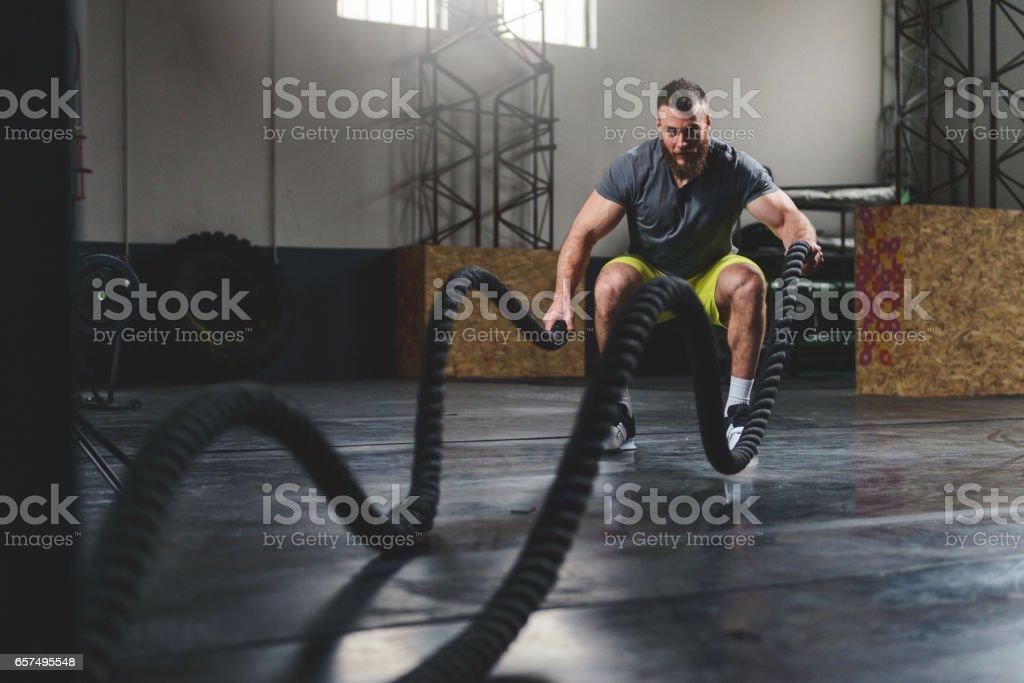 Stärken und Schwitzen – Foto