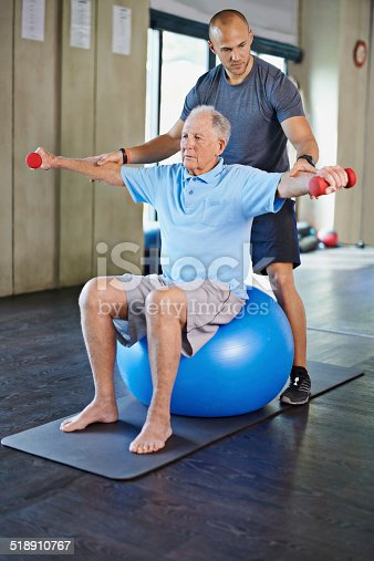 517995977 istock photo Strengthening one lift at a time 518910767