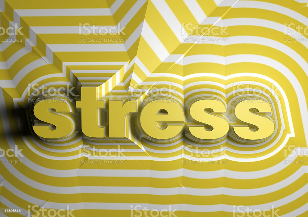 stress abstract background royalty-free stock photo