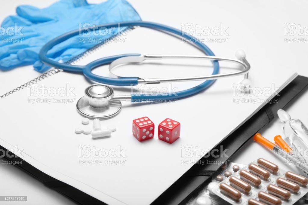 doctor gambling addiction