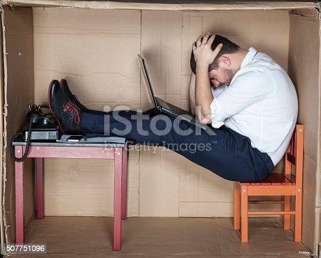 istock stress at work 507751096