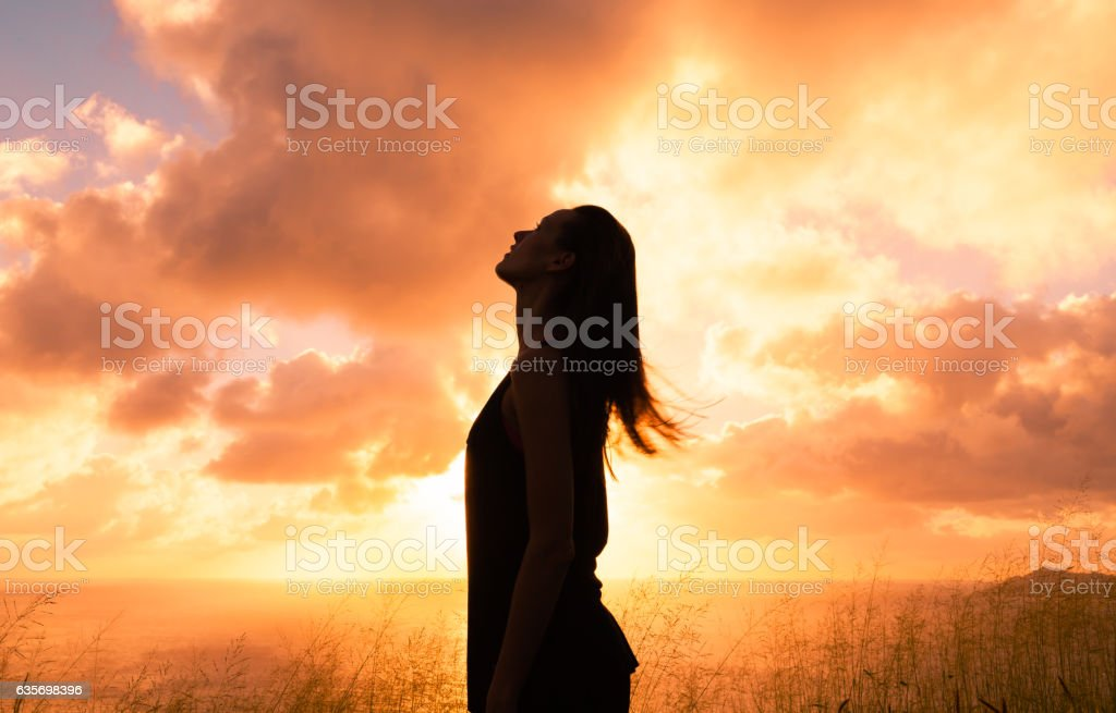 Stress free royalty-free stock photo
