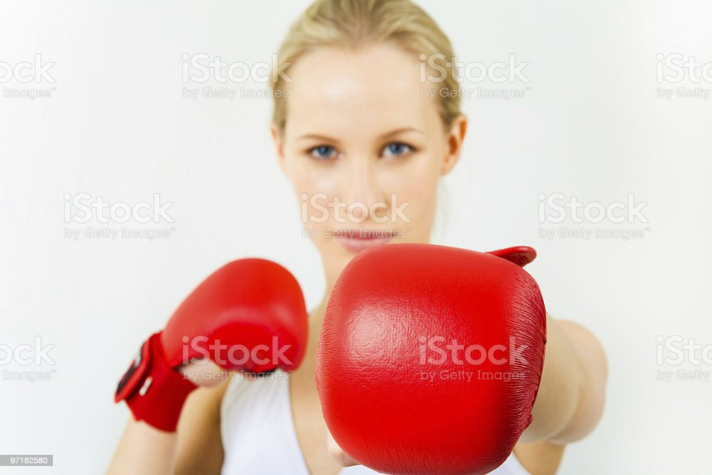Stress royalty-free stock photo