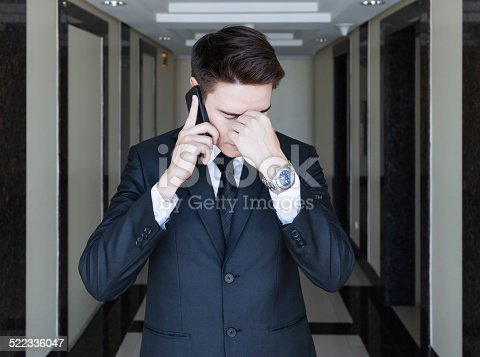 865714662istockphoto Stressed at work 522336047