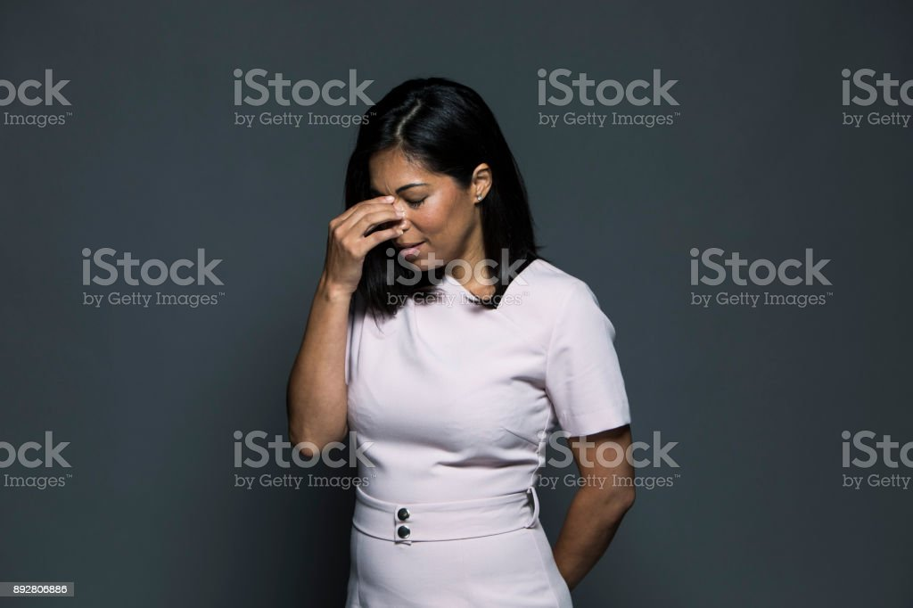 A souligné Femme d'affaires - Photo