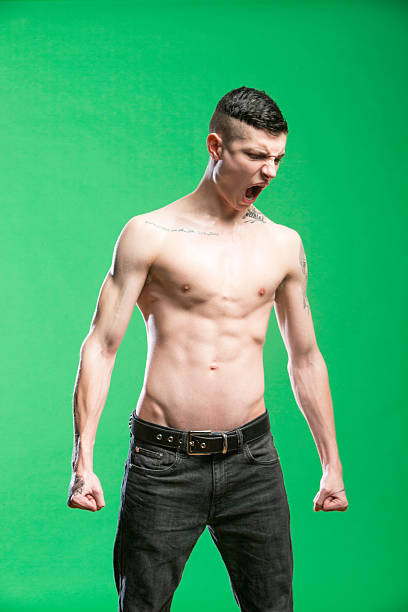 Top 60 Skinny Naked Boys Stock Photos, Pictures, And Images - Istock-8584