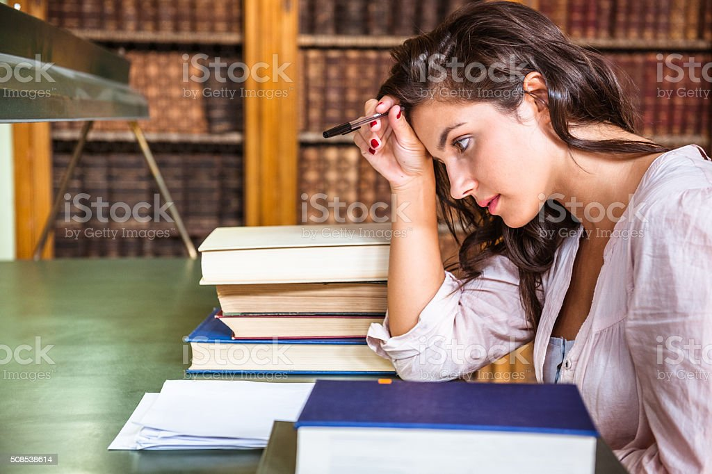 Image result for confused while studying istock