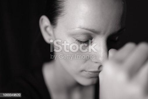 istock Stressed women 1053349520