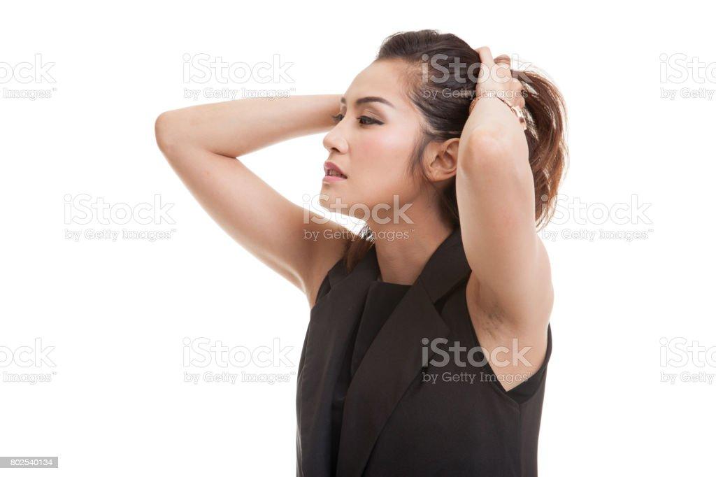 Asian ladies boobs